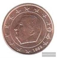 Belgium B 1 1999 Stgl./unzirkuliert Stgl./unzirkuliert 1999 Kursmünze 1 Cent - Belgium