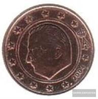 Belgium B 1 2004 Stgl./unzirkuliert Stgl./unzirkuliert 2004 Kursmünze 1 Cent - Belgium