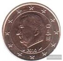 Belgium B 1 2010 Stgl./unzirkuliert Stgl./unzirkuliert 2010 Kursmünze 1 Cent - Belgium