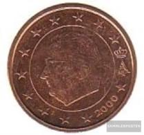 Belgium B 2 2000 Stgl./unzirkuliert Stgl./unzirkuliert 2000 Kursmünze 2 Cent - Belgium