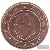 Belgium B 2 2007 Stgl./unzirkuliert Stgl./unzirkuliert 2007 Kursmünze 2 Cent - Belgium