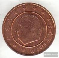 Belgium B 3 2003 Stgl./unzirkuliert Stgl./unzirkuliert 2003 Kursmünze 5 Cent - Belgium