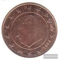 Belgium B 3 2004 Stgl./unzirkuliert Stgl./unzirkuliert 2004 Kursmünze 5 Cent - Belgium