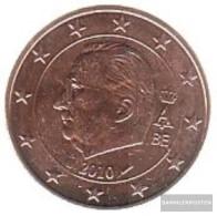 Belgium B 3 2010 Stgl./unzirkuliert Stgl./unzirkuliert 2010 Kursmünze 5 Cent - Belgium