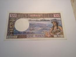 Nouvelles-Hébrides Billet 100 Francs 1975 Signature 2 Pick 18c XF - Billetes