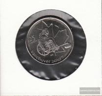 Canada Km-number. : 684 2007 Stgl./unzirkuliert Steel, Nickel Plattiert Stgl./unzirkuliert 2007 25 Cents Rollstuhlcurlin - Canada