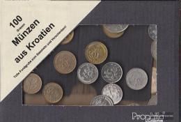 Croatia 100 Grams Münzkiloware - Coins & Banknotes