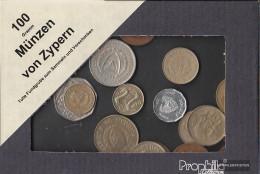 Cyprus 100 Grams Münzkiloware - Coins & Banknotes
