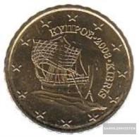 Cyprus Z 4 2008 Stgl./unzirkuliert Stgl./unzirkuliert 2008 10 Cent Kursmünze - Cyprus