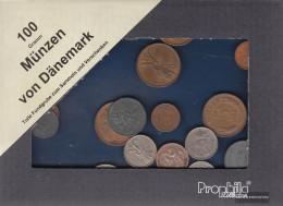 Denmark 100 Grams Münzkiloware - Coins & Banknotes