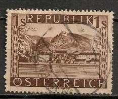Timbres - Autriche - 1945-1947 - 1 S. -