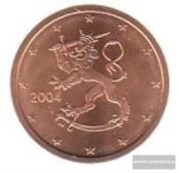 Finland FIN 2 2004 Stgl./unzirkuliert Stgl./unzirkuliert 2004 Kursmünze 2 Cent - Finland