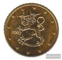 Finland FIN 6 2002 Stgl./unzirkuliert Stgl./unzirkuliert 2002 Kursmünze 50 Cent - Finland
