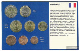 France Stgl./unzirkuliert Kursmünzensatz Mixed Vintages Stgl./unzirkuliert Ab 1999 Euro Komplettausgabe - France