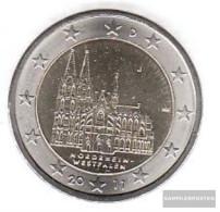FRD (FR.Germany) Jägernr: 558 2011 J Stgl./unzirkuliert Stgl./unzirkuliert 2011 2 Euro Cologne Dom - Germany