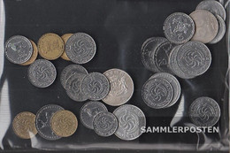 Georgia 100 Grams Münzkiloware - Münzen & Banknoten