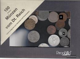 German Empire 100 Grams Münzkiloware - Coins & Banknotes