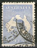 AUSTRALIE: N°8a(A) Oblitéré      - Cote 11€ - - Gebruikt