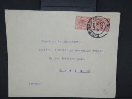 GRANDE BRETAGNE-SINGAPOUR - Enveloppe De Singapour  Pour Paris En 1925    à Voir P6507 - Singapore (...-1959)