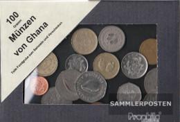 Ghana 100 Grams Münzkiloware - Coins & Banknotes