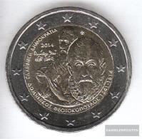 Greece 2014 Stgl./unzirkuliert Reprint: 750.000 Stgl./unzirkuliert 2014 2 Euro Theotokopolos - Greece