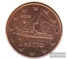 Greece Grams 1 2006 Stgl./unzirkuliert Stgl./unzirkuliert 2006 Kursmünze 1 Cent - Greece