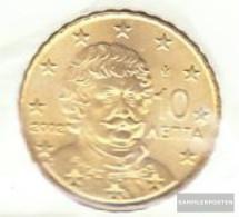 Greece Grams 4 2002 Stgl./unzirkuliert Stgl./unzirkuliert 2002 Kursmünze 10 Cent - Greece