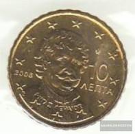 Greece Grams 4 2006 Stgl./unzirkuliert Stgl./unzirkuliert 2006 Kursmünze 10 Cent - Greece