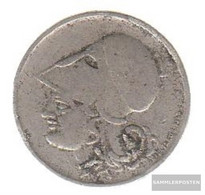 Greece Km-number. : 68 1926 B Very Fine Copper-Nickel Very Fine 1926 50 Lepta Athena - Greece