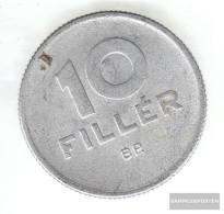 Hungary Km-number. : 547 1964 Very Fine Aluminum Very Fine 1964 10 Filler Dove - Hungary