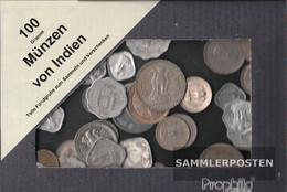 India 100 Grams Münzkiloware - Coins & Banknotes
