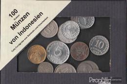 Indonesia 100 Grams Münzkiloware - Coins & Banknotes