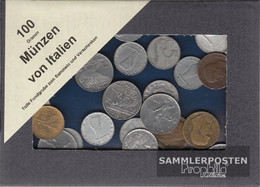 Italy 100 Grams Münzkiloware - Coins & Banknotes
