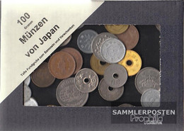 Japan 100 Grams Münzkiloware - Coins & Banknotes
