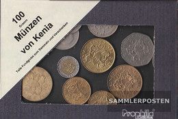 Kenya 100 Grams Münzkiloware - Coins & Banknotes