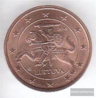 Lithuania LIT 2 2015 Stgl./unzirkuliert Stgl./unzirkuliert 2015 Kursmünze 2 Cent - Lithuania
