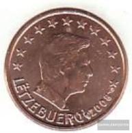 Luxembourg Luxembourg 1 2008 Stgl./unzirkuliert Stgl./unzirkuliert 2008 Kursmünze 1 Cent - Luxembourg