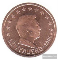 Luxembourg Luxembourg 2 2006 Stgl./unzirkuliert Stgl./unzirkuliert 2006 Kursmünze 2 Cent - Luxembourg