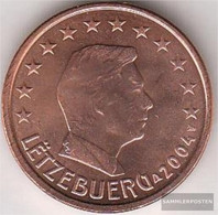 Luxembourg Luxembourg 3 2003 Stgl./unzirkuliert Stgl./unzirkuliert 2003 Kursmünze 5 Cent - Luxembourg