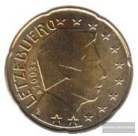 Luxembourg Luxembourg 5 2003 Stgl./unzirkuliert Stgl./unzirkuliert 2003 Kursmünze 20 Cent - Luxembourg