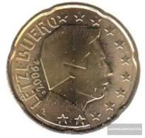 Luxembourg Luxembourg 5 2006 Stgl./unzirkuliert Stgl./unzirkuliert 2006 Kursmünze 20 Cent - Luxembourg