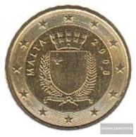 Malta M 4 2008 Stgl./unzirkuliert Stgl./unzirkuliert 2008 10 Cent Kursmünze - Malta