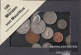 Mauritius 100 Grams Münzkiloware - Coins & Banknotes