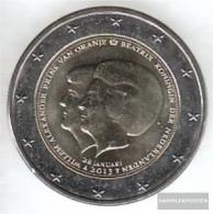 Netherlands 2013 Stgl./unzirkuliert Stgl./unzirkuliert 2013 2 Euro Thronwechsel - Netherlands