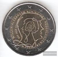 Netherlands 2013 Stgl./unzirkuliert Reprint: 3,5 Million. Stgl./unzirkuliert 2013 2 Euro 200 Years UK - Netherlands