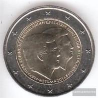Netherlands 2014 Stgl./unzirkuliert Reprint: 5,3 Million. Stgl./unzirkuliert 2014 2 Euro Willem-Alexander + Beatrix - Netherlands