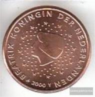 Netherlands NL 1 2000 Stgl./unzirkuliert Stgl./unzirkuliert 2000 Kursmünze 1 Cent - Netherlands