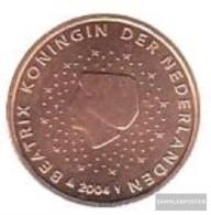 Netherlands NL 1 2004 Stgl./unzirkuliert Stgl./unzirkuliert 2004 Kursmünze 1 Cent - Netherlands