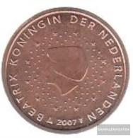 Netherlands NL 2 2007 Stgl./unzirkuliert Stgl./unzirkuliert 2007 Kursmünze 2 Cent - Netherlands