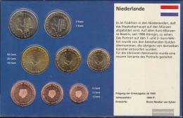 Netherlands Stgl./unzirkuliert Kursmünzensatz Mixed Vintages Stgl./unzirkuliert Ab 1999 Euro Komplettausgabe - Netherlands